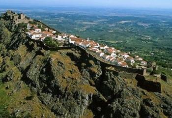 Tajo Internacional y Alentejo portugués