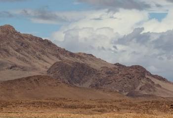 Atlas y desiertos