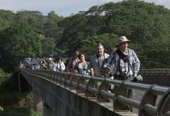 Foto de Cruzando el Tárcoles