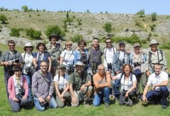 Foto de Rumanía 2018: Grupo en Dobrogea