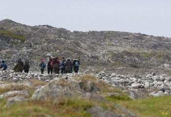 Foto de Noruega 2018: Grupo en Ekkeroy