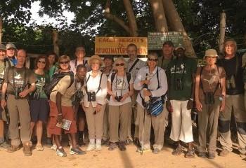 Foto de Grupo en Abuko N.P.